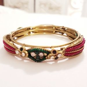 Indian wedding bangle bracelet